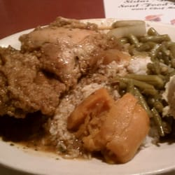 Two Sisters Soul Food New Orleans