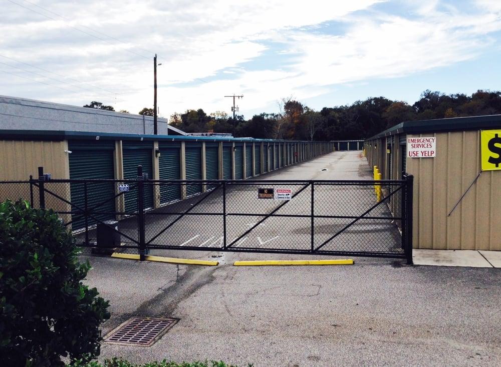 Holly Hill Mini Storage Self Storage Daytona Beach Fl
