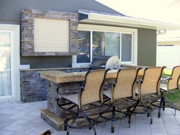 creative outdoor kitchens contractors tarpon springs