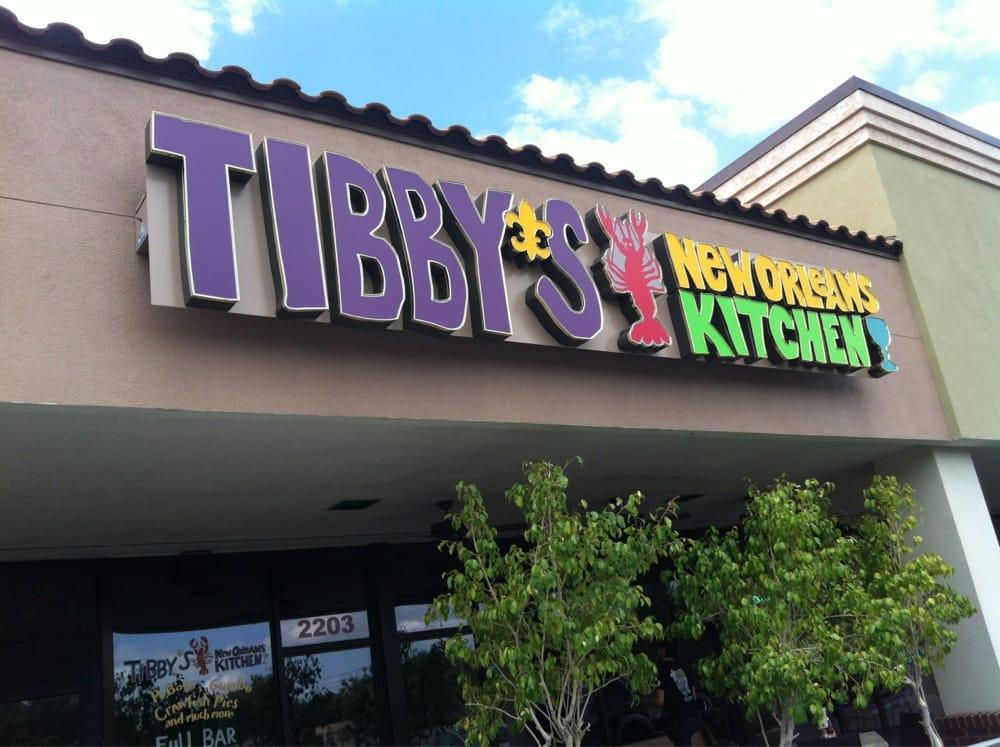 Tibby S New Orleans Kitchen Winter Park Fl