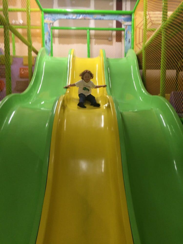 FunVille Playground and Cafe Chesapeake: 4300 Portsmouth Blvd, Chesapeake, VA