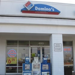 Dominos Pizza Pizza 493 W Reservoir Rd Woodstock Va