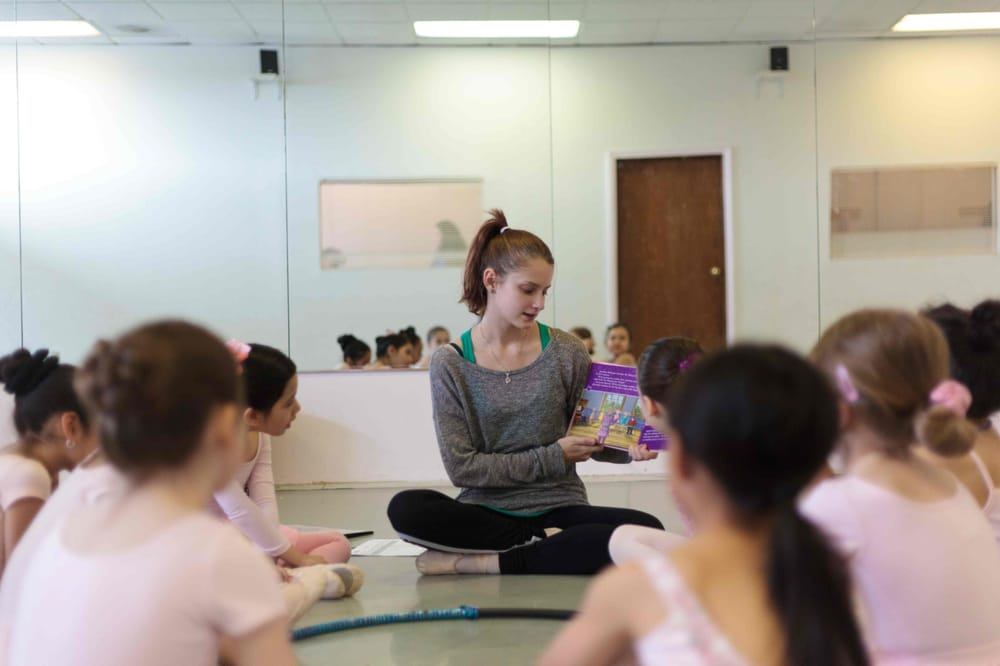 Anchorage Classical Ballet Academy