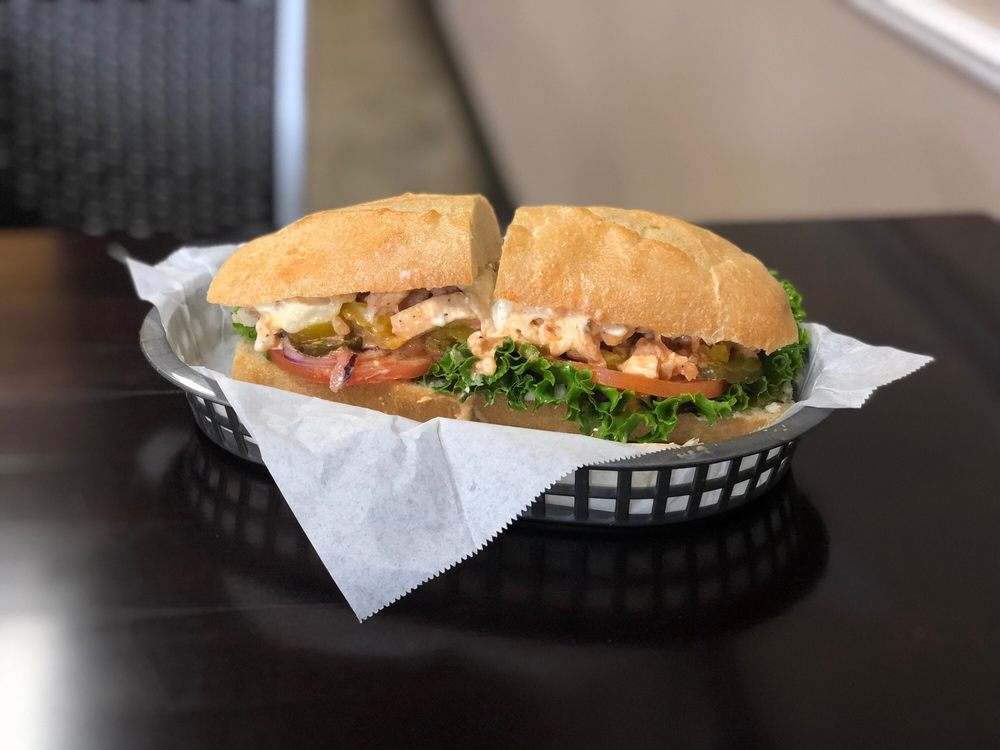 The Sandwich Spot: 5301 Power Inn Rd, Sacramento, CA