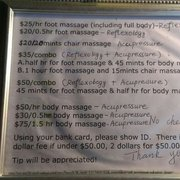 chair massage seattle. Photo Of Foot Massage At The Village - Seattle, WA, United States. Price Chair Seattle A