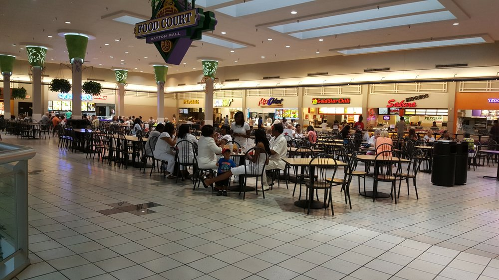 Photo Of Dayton Mall Oh United States Food Court At