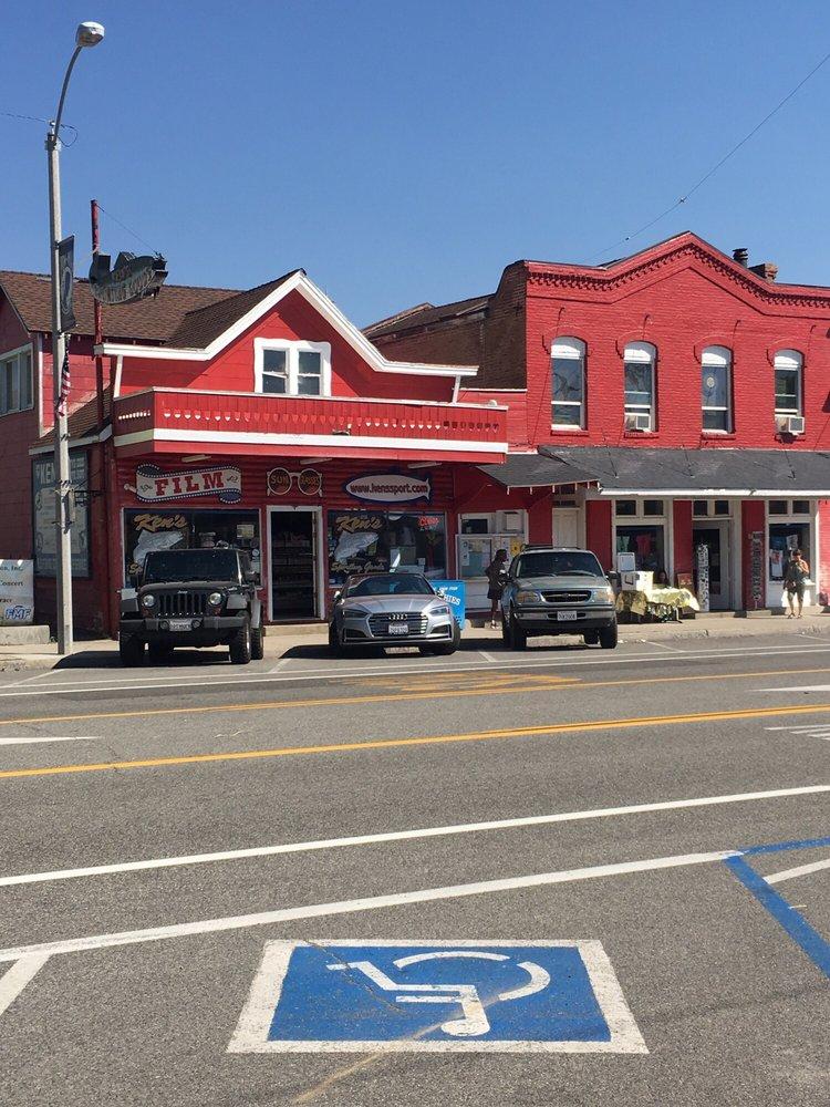 Ken's Sporting Goods: 258 Main, Bridgeport, CA