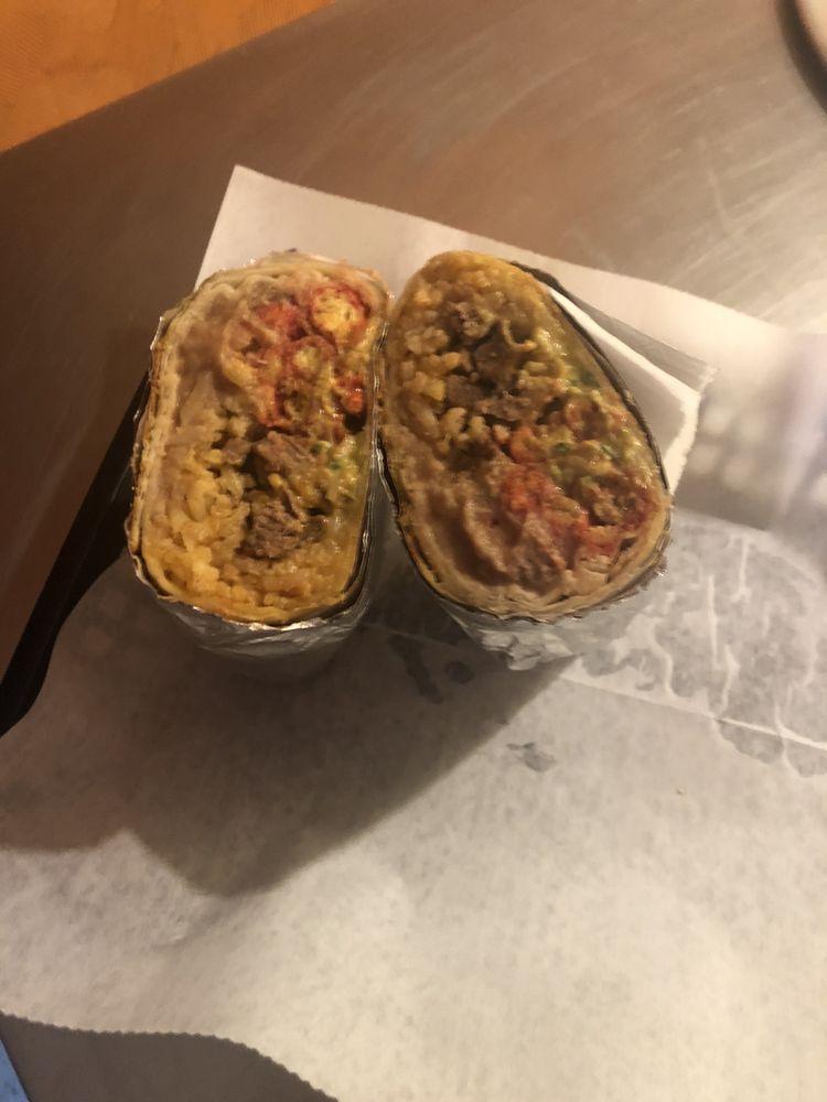 Super Burrito Mexican Grill: 318 N 3rd Ave, Chatsworth, GA