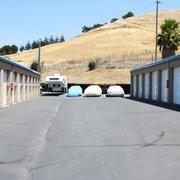 Drive Up Units With Photo Of Econo Storage Martinez Ca United States Vehicle