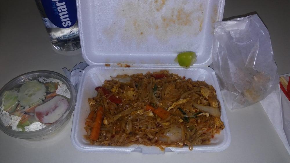 Thai Best Cuisine: 8401 Hampton Blvd, Norfolk, VA