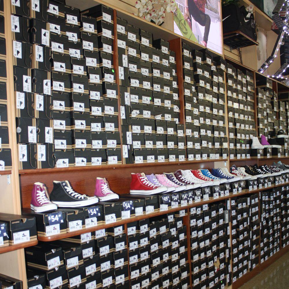 Shoe City: 4450 Firestone Blvd, South Gate, CA