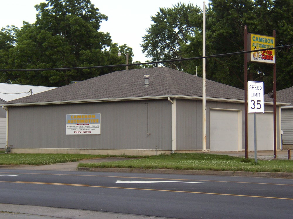 Cameron Automotive: 400 S Peyton St, Clinton, MO