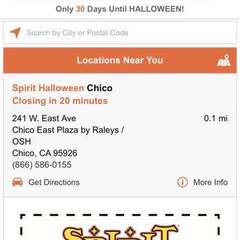 photo of spirit halloween superstore chico ca united states - Spirit Halloween Locations Michigan