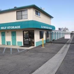 Photo Of El Paso Self Storage Robles Ca United States