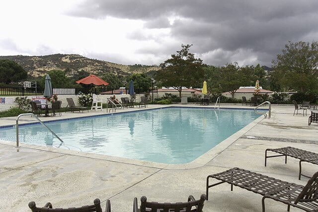 First Neighborhood Community Center Swimming Pools