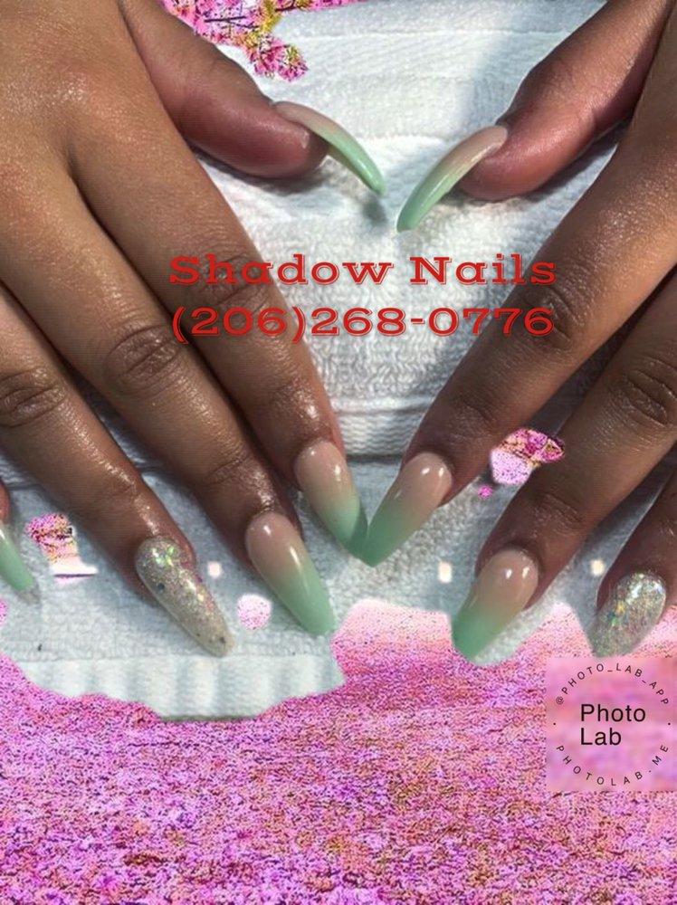 Shadow Nails: 9720 Greenwood Ave N, Seattle, WA
