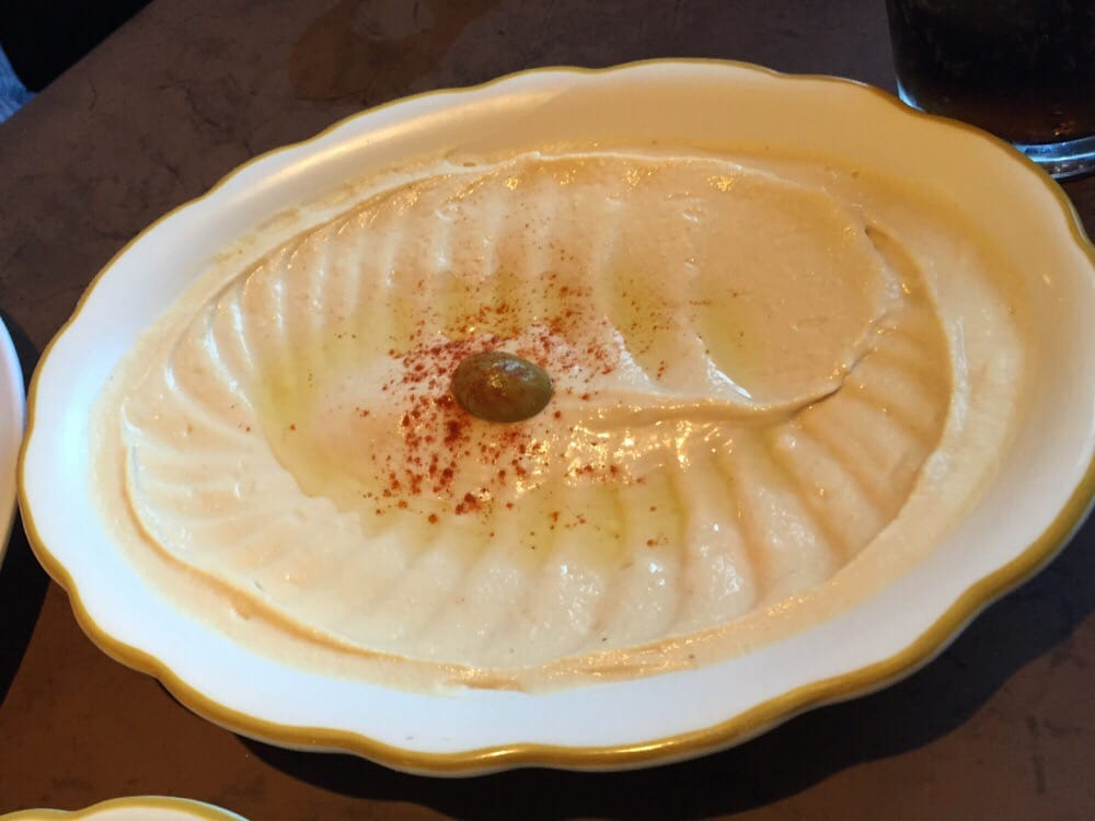 The best hummus yelp for Ali baba mediterranean cuisine