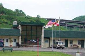 Clarysville Motel: 16300 National Hwy SW, Frostburg, MD