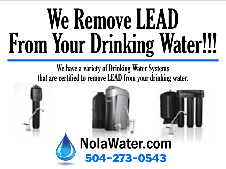 New Orleans Water Systems: 1517 Edwards Ave, Elmwood, LA