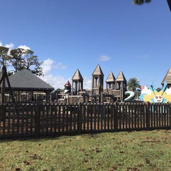 Photo De South Beach Park Sunshine Playground Jacksonville Fl États