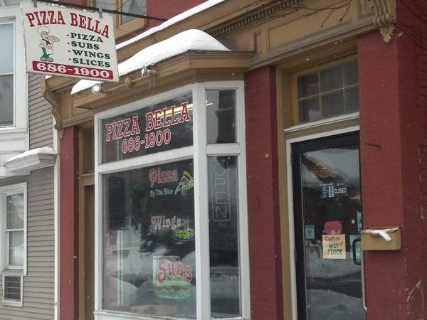 Pizza Bella: 17 Main St, Hoosick Falls, NY