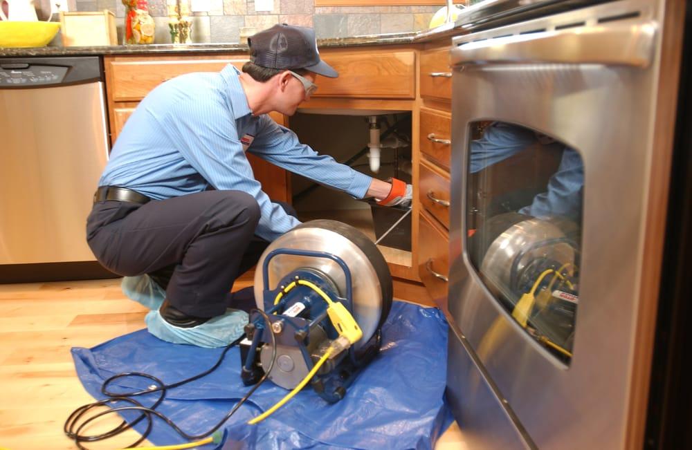 Roto Rooter 11 Photos Plumbing 700 S G St Arcata