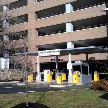 College Street Parking Deck - Parking - 164 College St ...