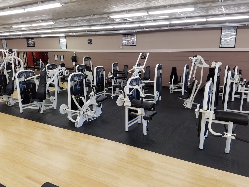 Whole Body Fitness: 428 N Wolf Creek St, Brookville, OH
