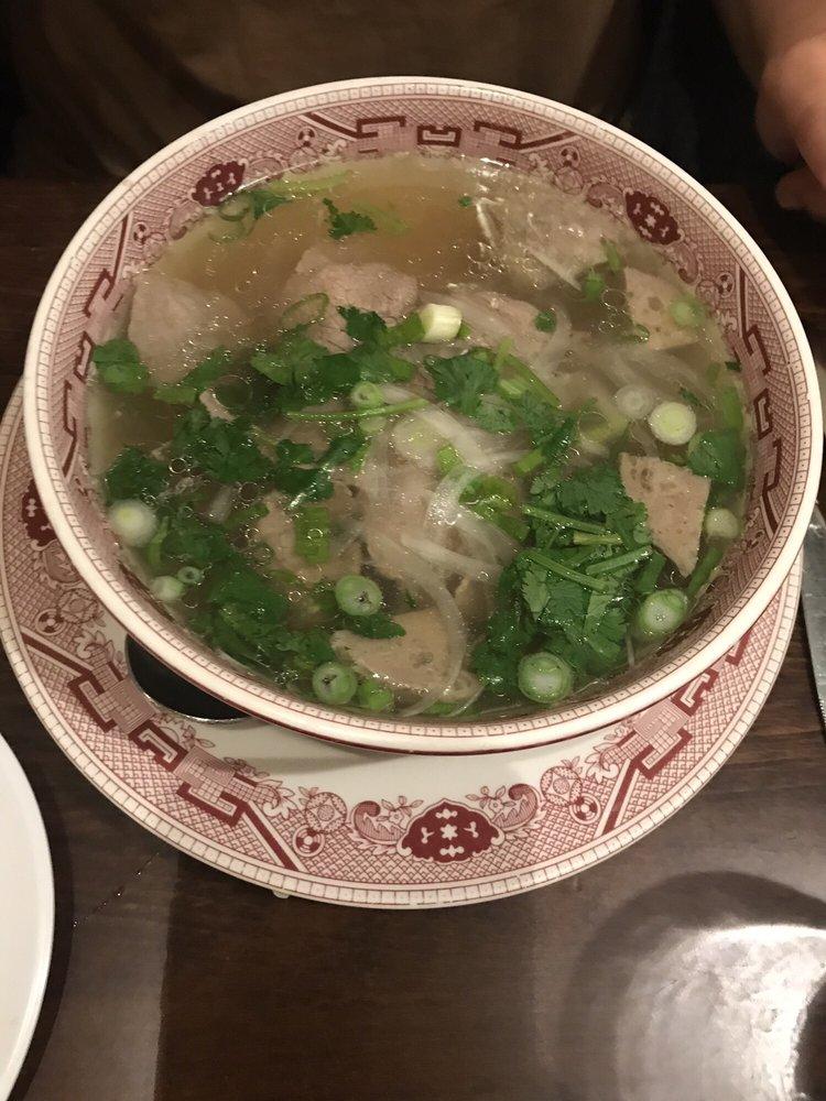 Food from Miss Saigon