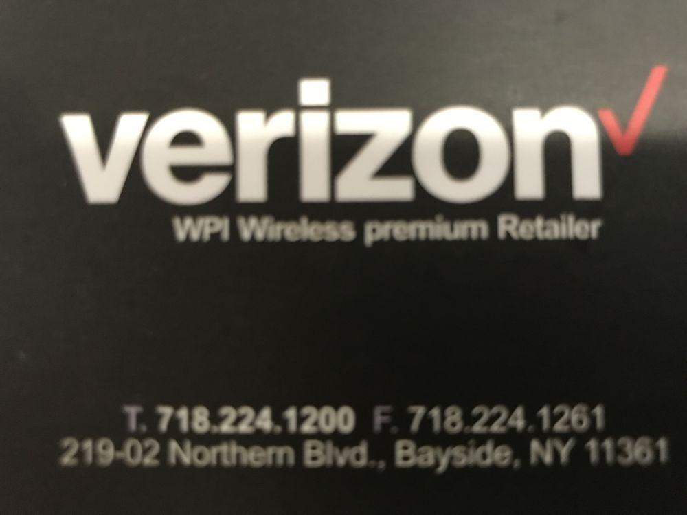 Verizon Wireless - WPI Bayside