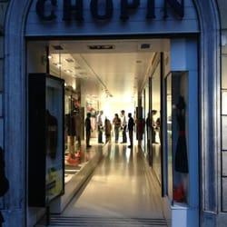 Chopin abbigliamento femminile via del corso 102 for Corso roma abbigliamento