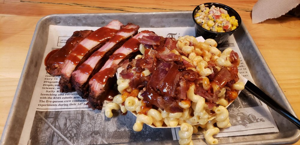 Border Brewery and Barbecue - Salem