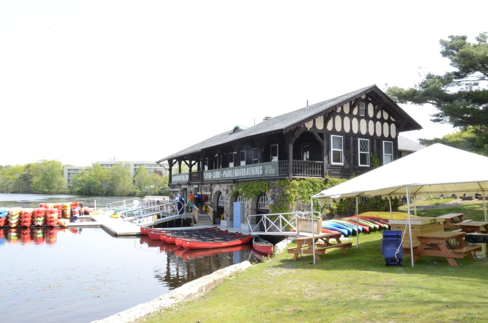 Boating in Boston: Spot Pond, Stoneham, MA