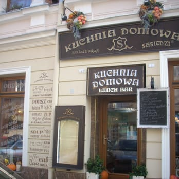 Kuchnia Domowa Sasiedzi 33 Zdjecia Polska Ul Miodowa 25