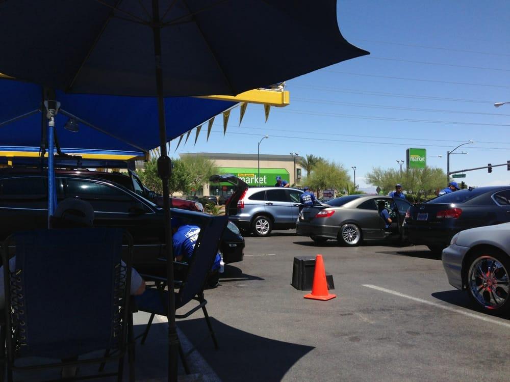 Alamo Hand Car Wash Las Vegas Nv