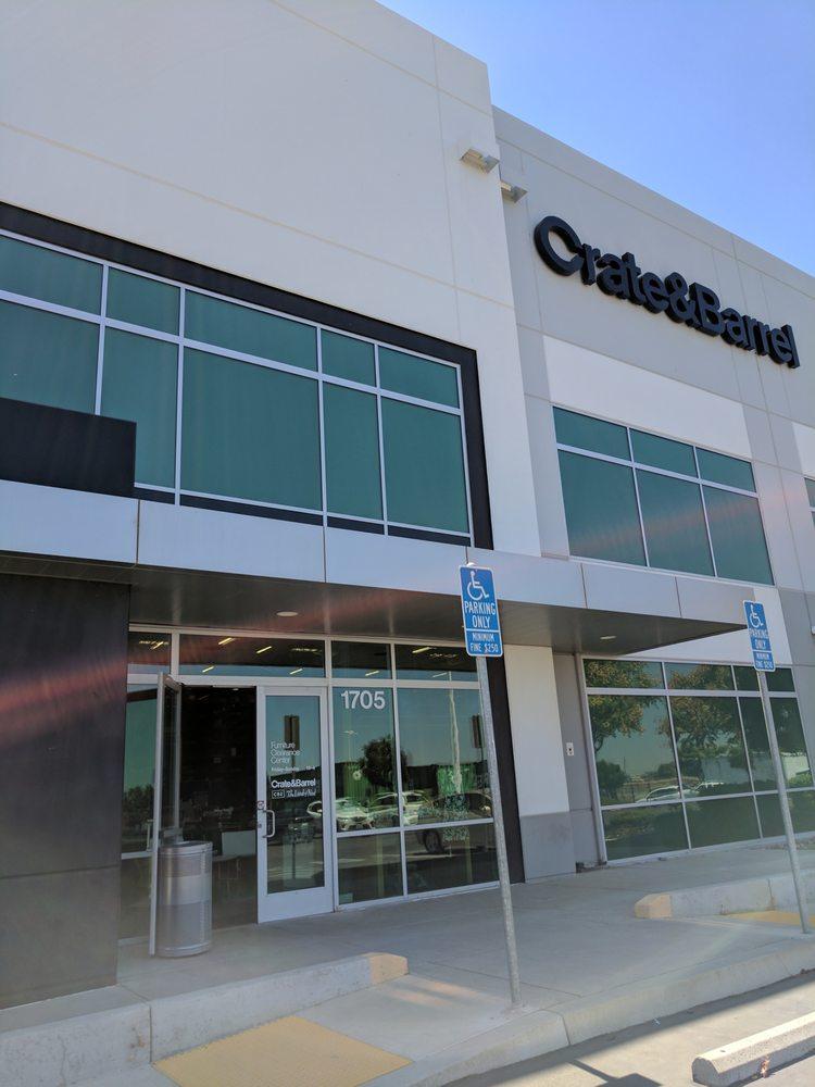 Crate & Barrel Furniture Clearance Center