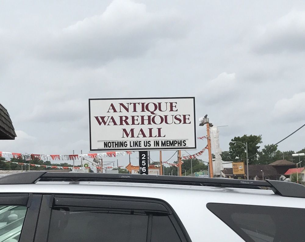 Antique Warehouse Mall