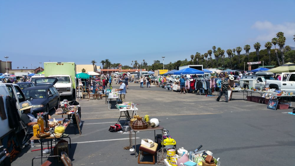 swap meet in ventura