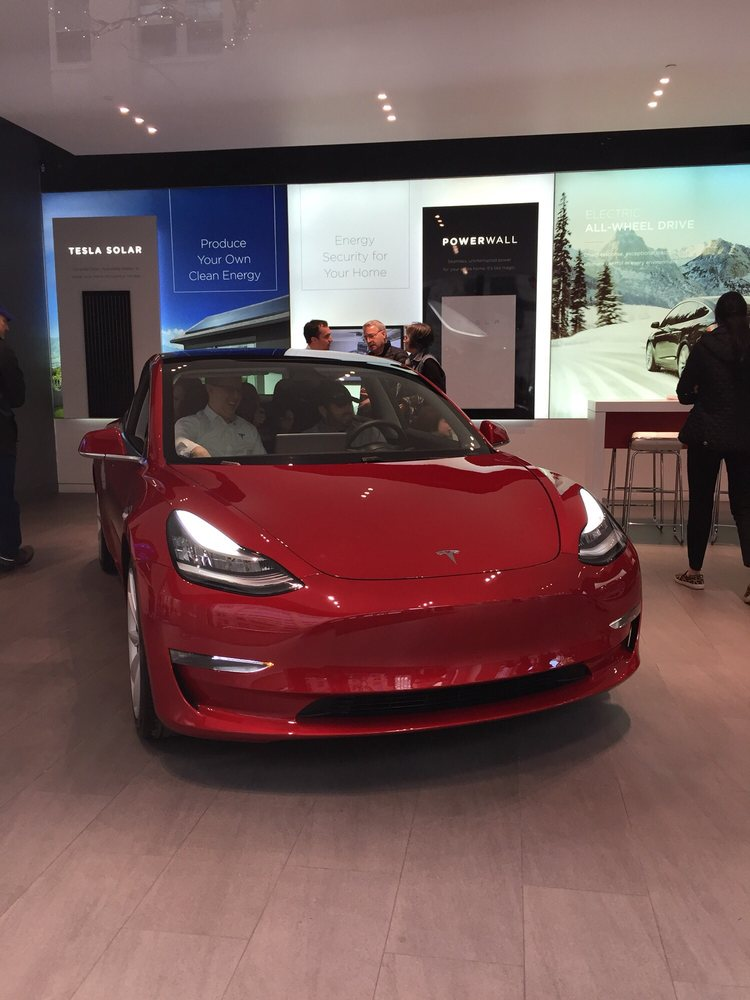 Tesla Motors - 22 Photos - Car Dealers - 909 H Street NW