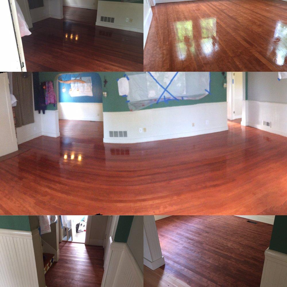 Fox flooring hardwood specialist 38 fotos for Hardwood floors everett wa