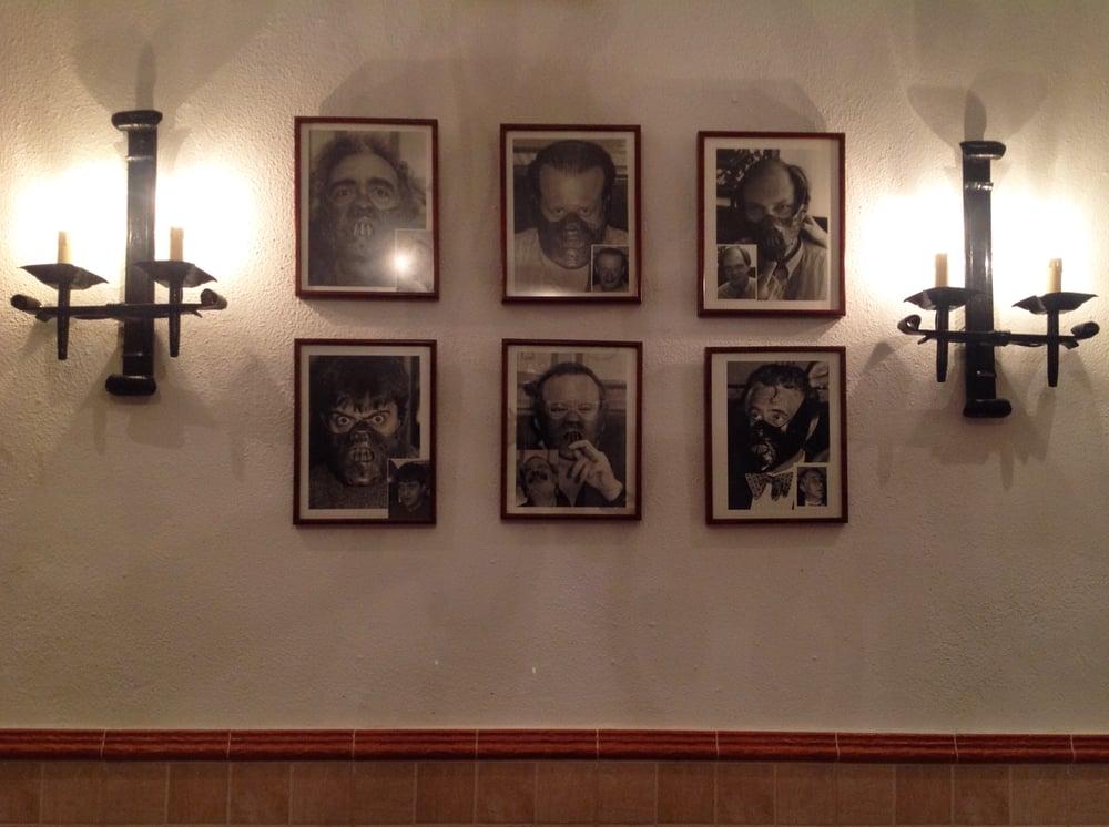 Lobby 13 con la m scara de hanniball lecter yelp - Casa perico madrid ...