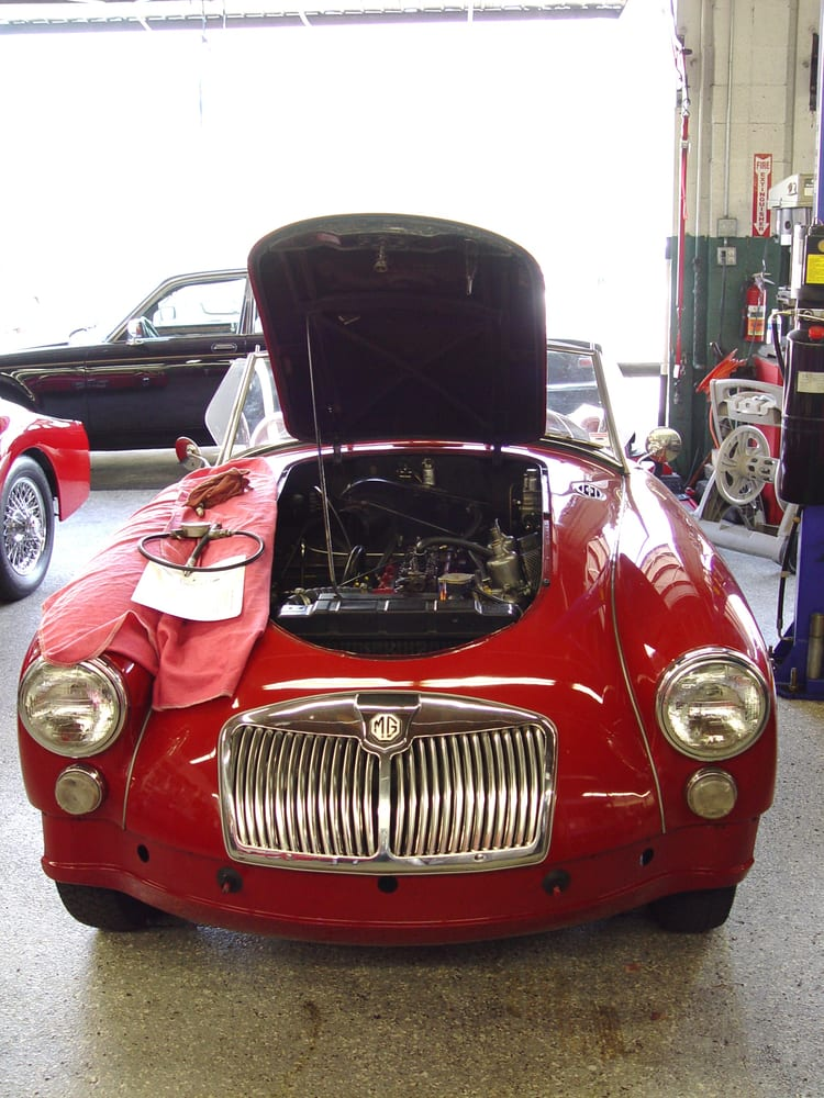 XK8 modified with gull wings  - Yelp