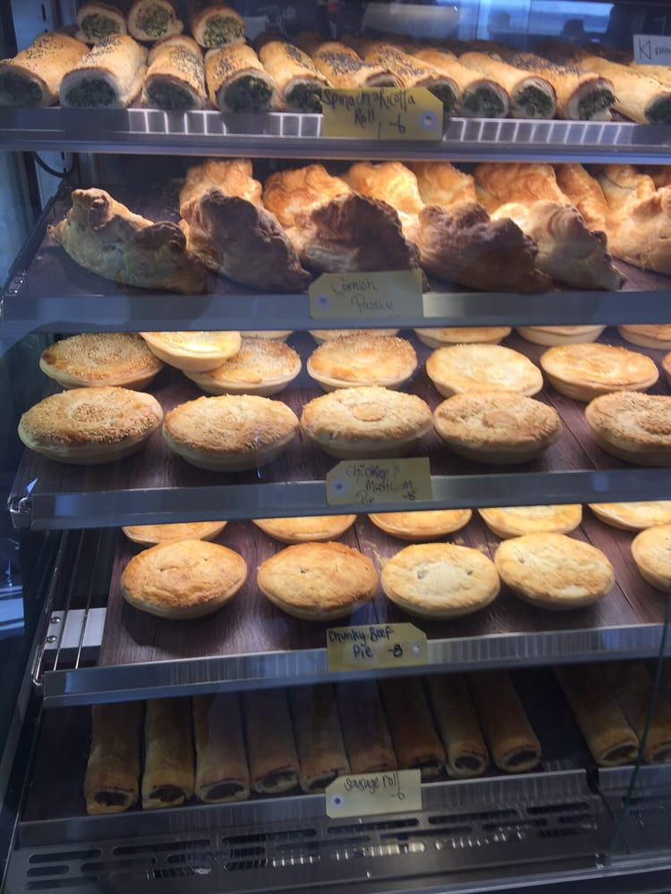 Sausage rolls, pies and pasties - Yelp
