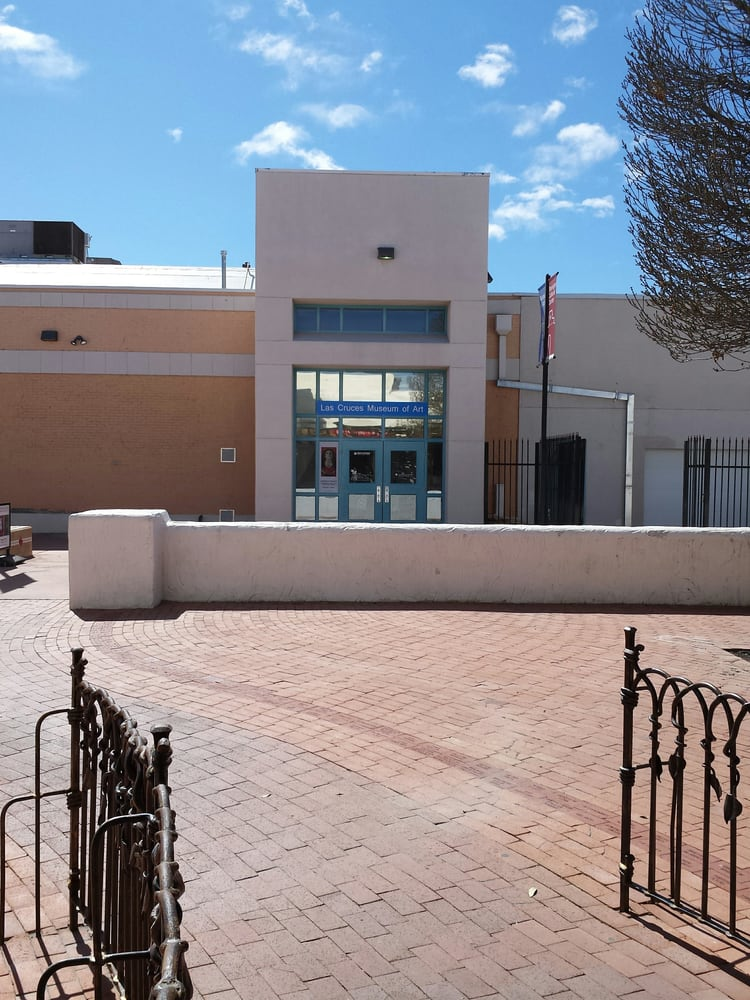 Las Cruces Museum of Art: 491 N Main St, Las Cruces, NM