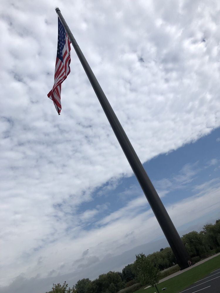 The Acuity Flag: Interstate 43, Sheboygan, WI