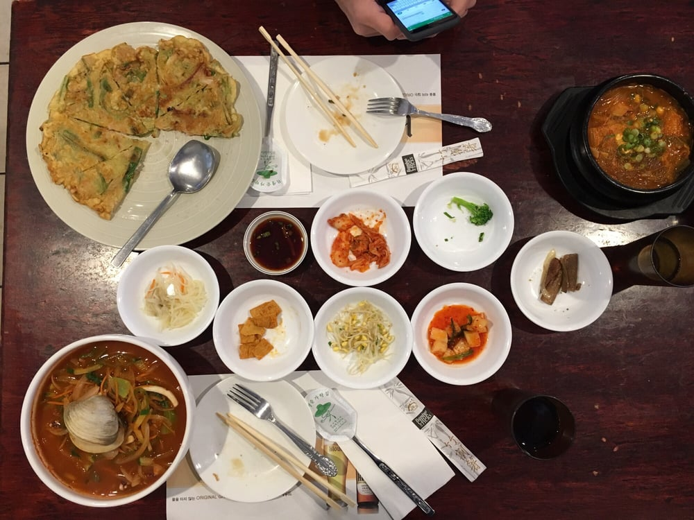 Photo Of Surasang Korean Restaurant Syosset Ny