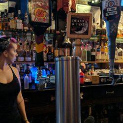 Swinger bar meets