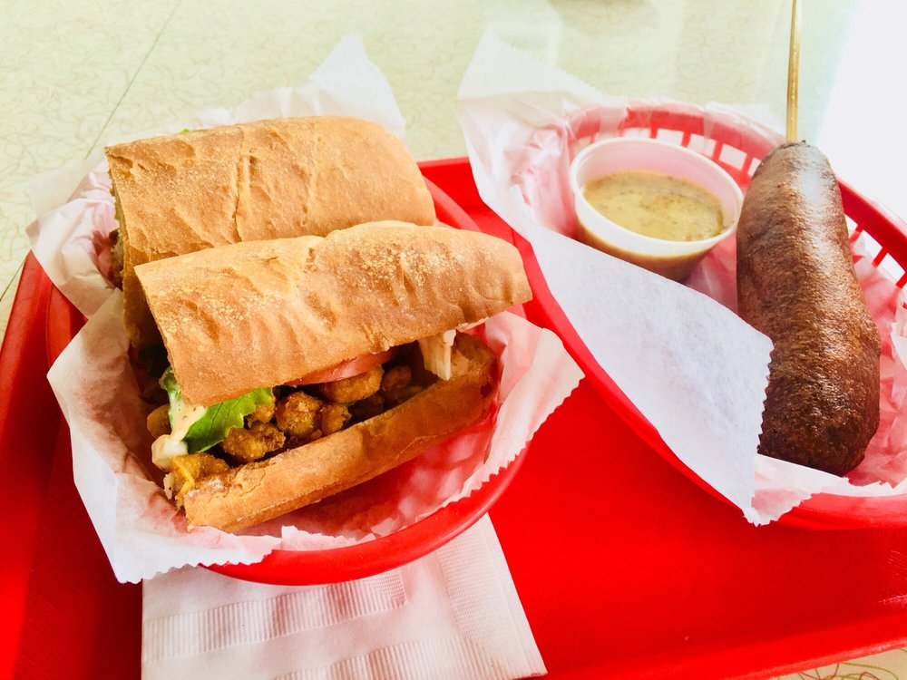 Food from Terrebonne Po'boys