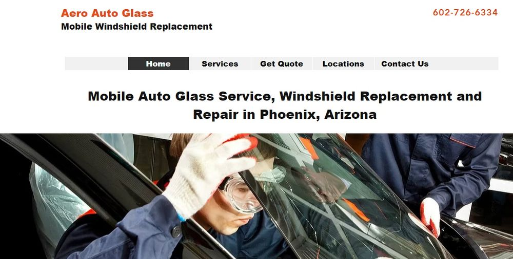 Image result for Aero Auto Glass