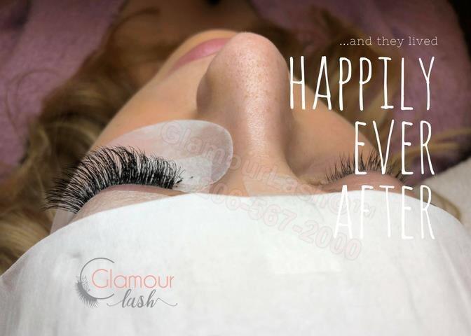 Glamourlash Eyelash Extension By Crossroads Bellevue Eyelash
